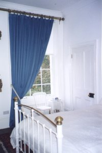 Cathedral House Bedroom